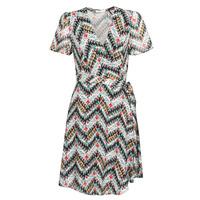 Abbigliamento Donna Abiti corti Les Petites Bombes V7205 Multicolore