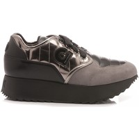 Scarpe Donna Sneakers basse Rucoline Agile By  Snakers Donna 1412 Acciaio acciaio