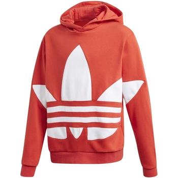 Abbigliamento Bambino Felpe adidas Originals - Felpa rosso FS1856 ROSSO