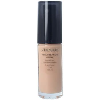 Bellezza Donna Fondotinta & primer Shiseido Synchro Skin Glow Luminizing Fluid Foundation r4