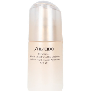 Bellezza Donna Antietà & Antirughe Shiseido Benefiance Wrinkle Smoothing Day Emulsion Spf20  75 ml