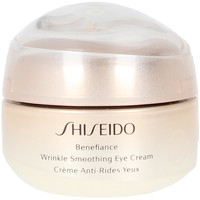 Bellezza Donna Antietà & Antirughe Shiseido Benefiance Wrinkle Smoothing Eye Cream  15 ml