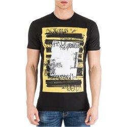 Abbigliamento Uomo T-shirt maniche corte Dsquared maniche corte S71GD0741 - Uomo nero