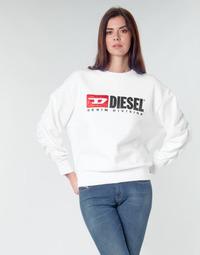 Abbigliamento Donna Felpe Diesel F-ARAP Bianco