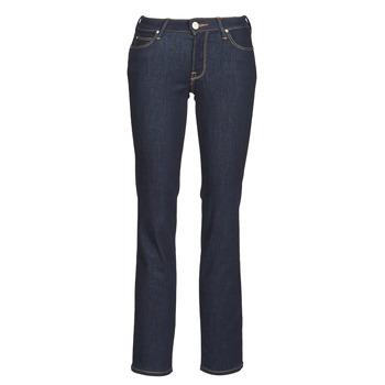 Abbigliamento Donna Jeans dritti Lee MARION STRAIGHT Blu