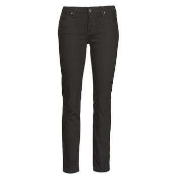 Abbigliamento Donna Jeans slim Lee ELLY Black