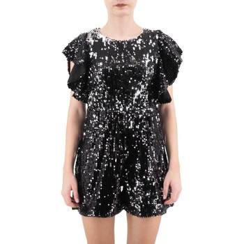 Abbigliamento Donna Tuta jumpsuit / Salopette Aniye By Tuta Amanda Nero  ANI135043 00002 Noir
