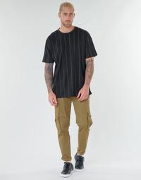 Abbigliamento Uomo Pantalone Cargo Urban Classics SUMERO Kaki
