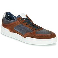 Scarpe Uomo Sneakers basse Casual Attitude MELISSI Cognac