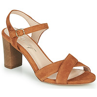 Scarpe Donna Sandali Betty London MOUDINE Cognac