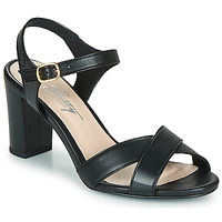 Scarpe Donna Sandali Betty London MOUDINE Nero