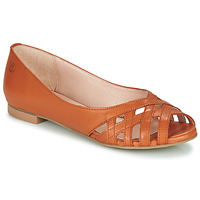 Scarpe Donna Sandali Betty London MANDISE Cognac