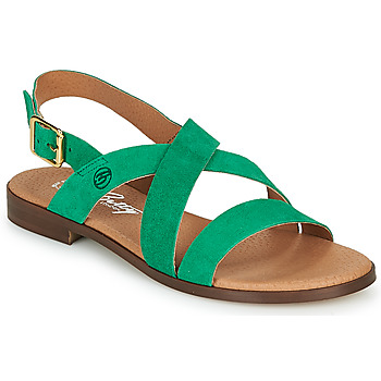 Scarpe Donna Sandali Betty London MATOSSI Verde