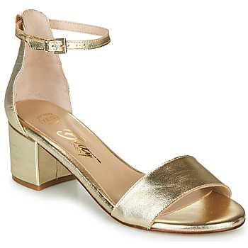 Scarpe Donna Sandali Betty London INNAMATA Oro