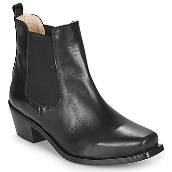 Scarpe Donna Stivaletti Betty London MERKATO Nero