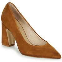 Scarpe Donna Décolleté Betty London MONDI Cognac