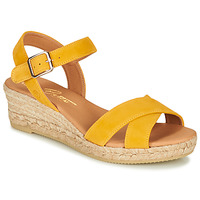 Scarpe Donna Sandali Betty London GIORGIA Giallo