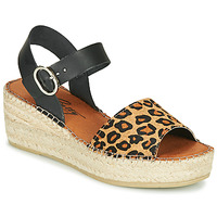 Scarpe Donna Sandali Betty London MARILUS Leopard