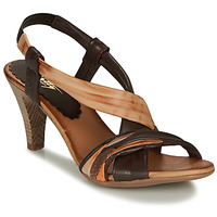 Scarpe Donna Sandali Betty London POULOI Camel