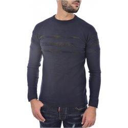 Abbigliamento Uomo Maglioni Goldenim Paris Maglioni 1133 blu