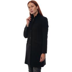 Abbigliamento Donna Cappotti Cinzia Rocca S236001-49F51 Nero