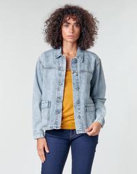Abbigliamento Donna Giacche / Blazer Noisy May NMMELODIE Blu / Clair
