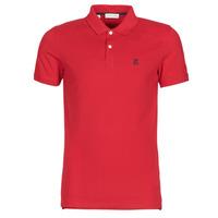 Abbigliamento Uomo Polo maniche corte Selected SLHARO Rosso