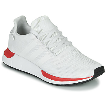 Scarpe Uomo Sneakers basse adidas Originals SWIFT RUN Bianco / Rosso