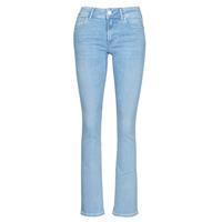 Abbigliamento Donna Jeans bootcut Replay LUZ BOOTCUT Blu / Medium