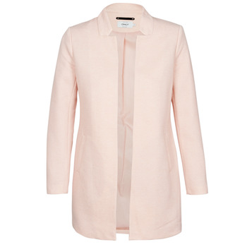 Abbigliamento Donna Cappotti Only ONLSOHO Rosa