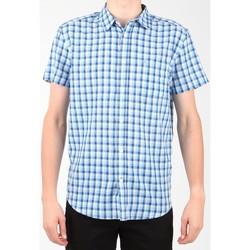 Abbigliamento Uomo Camicie maniche corte Wrangler S/S 1 PKT Shirt W5860LIRQ Multicolor