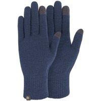 Accessori Unisex bambino Guanti Brekka Guanti bambino B Glove Magic Blu