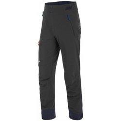Abbigliamento Uomo Pantalone Cargo Salewa Pantalone Uomo Ortles SoftShell Nero
