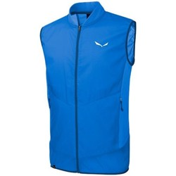 Abbigliamento Unisex bambino Gilet / Cardigan Salewa Gilet Uomo Pedroc Alpha Vest Blu