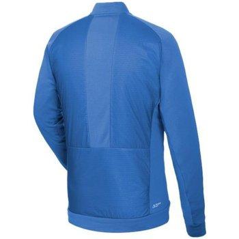 Abbigliamento Unisex bambino Felpe in pile Salewa Felpa Uomo Pedroc Alpha Sweater Blu