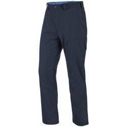 Abbigliamento Uomo Chino Salewa Pantalone Uomo Fanes Giau Blu