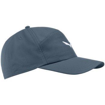 Accessori Uomo Cappellini Salewa Cappello Trekking Fanes 2 UV Blu