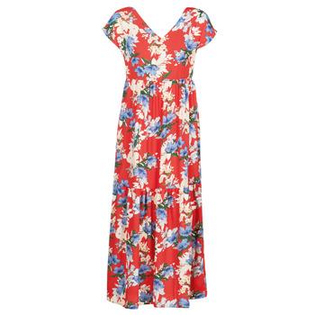Abbigliamento Donna Abiti lunghi Betty London MALIN Rosso / Bianco / Blu
