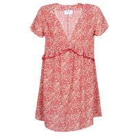 Abbigliamento Donna Abiti corti Betty London MARIDOUNE Rosso