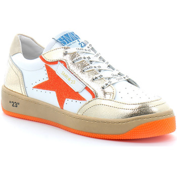 Scarpe Donna Sneakers basse Semerdjian ARTO Blanc
