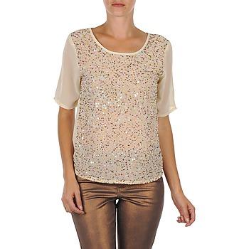 Abbigliamento Donna T-shirt maniche corte Vero Moda IXUS Beige