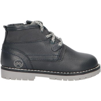 Scarpe Unisex bambino Sneakers alte Mayoral 42062 Azul