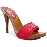 Scarpe Donna Zoccoli Kiara Shoes KM7101 Rosso