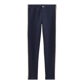 Abbigliamento Bambina Leggings Petit Bateau FORANE Blu