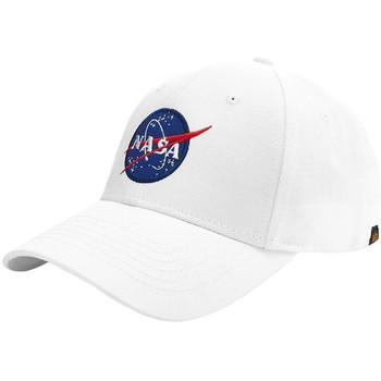 Accessori Cappellini Alpha NASA Cap Bianco