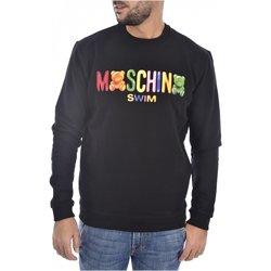 Abbigliamento Uomo Felpe Love Moschino Felpas 3A1701 - Uomo nero