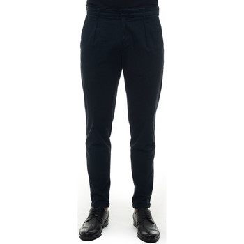 Abbigliamento Uomo Chino Fay NTM8639190T-QGGU812 Blu