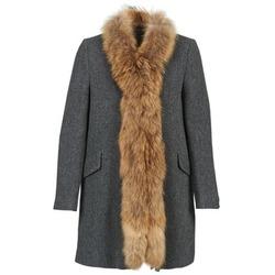 Abbigliamento Donna Cappotti Stella Forest STILAN Grigio