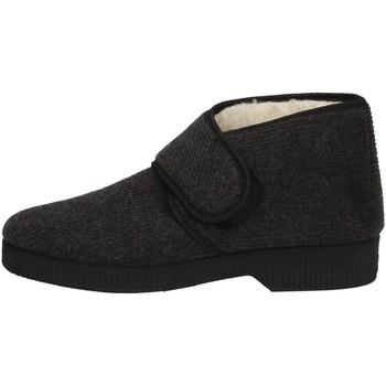 Scarpe Uomo Pantofole Davema 1378 GRIGIO
