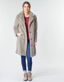 Abbigliamento Donna Cappotti Oakwood CYBER Taupe